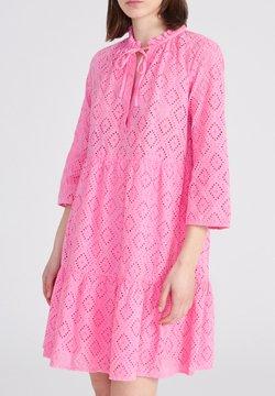 0039 Italy - Freizeitkleid - pink