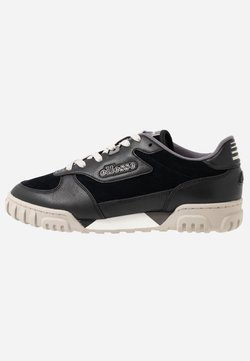 Ellesse - TANKER - Sneakers laag - black/grey