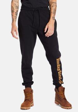 Timberland - CORE TREE  - Jogginghose - black/wheat boot