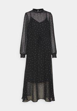 ONLY - ONLTRACY  MIDI DRESS  - Maxi dress - black