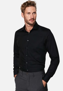 PROFUOMO - SLIM FIT - Businesshemd - zwart