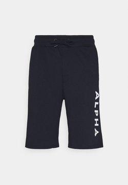 Alpha Industries - LIGHT - Jogginghose - blue