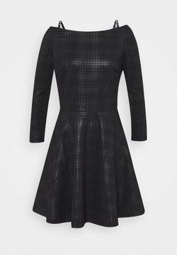 Guess - ZADA DRESS - Freizeitkleid - black