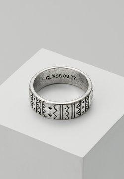 Classics77 - AZTECA BAND - Ringar - silver-coloured