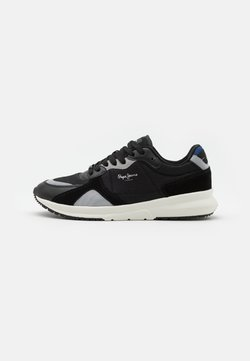 Pepe Jeans - PARK AIR 0.1 - Sneakers laag - black