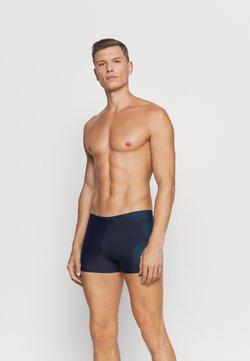 Speedo - TECH PLACEMENT AQUASHORT - Badehose Pants - true navy/pool