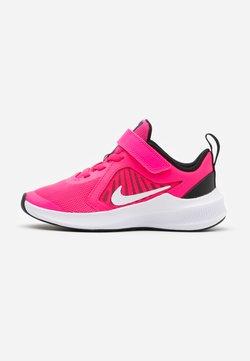 Nike Performance - DOWNSHIFTER 10 - Laufschuh Neutral - hyper pink/white/black