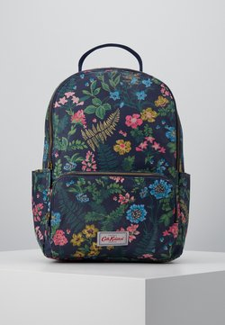 Cath Kidston - POCKET BACKPACK - Reppu - navy