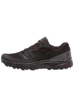 Salomon - OUTLINE GTX - Hikingskor - black/phantom/magnet