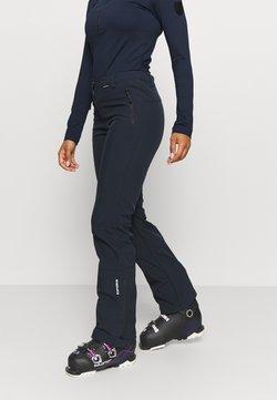 Icepeak - FRECHEN - Pantalon de ski - dark blue