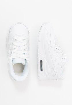 Nike Sportswear - AIR MAX 90 UNISEX - Sneakers laag - white/white