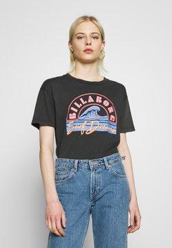 Billabong - SURF DREAM - T-Shirt print - black