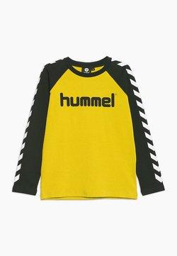 Hummel - Långärmad tröja - sulphur