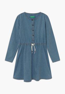 Benetton - ONLINE GIRL - Jeanskleid - blue denim