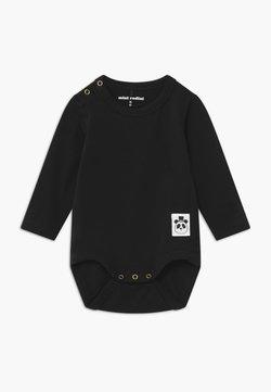 Mini Rodini - BABY BASIC  - Body - black