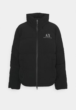 Armani Exchange - BLOUSON LIGHT WEIGHT - Winterjacke - black