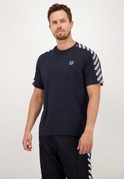 Sergio Tacchini - ALDWIN - T-shirt con stampa - anthracite