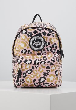 Hype - MINI BACKPACK GLITTER LEOPARD - Tagesrucksack - multi