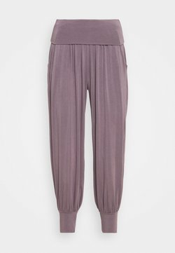 Deha - PANTALONE ODALISCA - Pantalones deportivos - purple gray