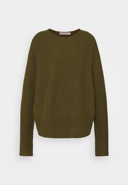 DRYKORN - MAILA - Strickpullover - green