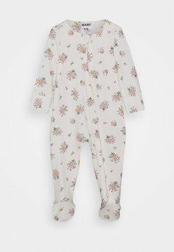 Cotton On - THE LONG SLEEVE ZIP  - Pijama de bebé - dark vanilla/olivia