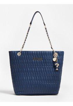 Guess - BRINKLEY  - Shopping bag - blauw