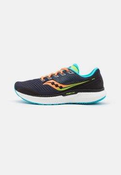Saucony - TRIUMPH 18 - Zapatillas de running neutras - future black