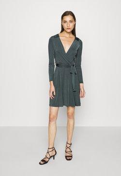 Anna Field - Jerseykleid - dark green