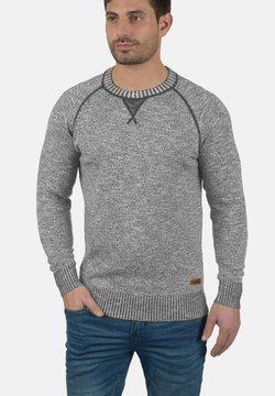 Solid - THIAN  - Sweter - dark grey