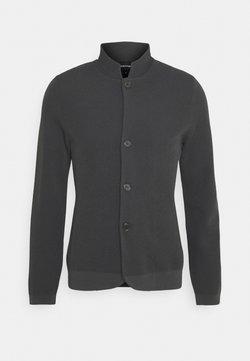 Emporio Armani - BLAZER - Blazer jacket - grey