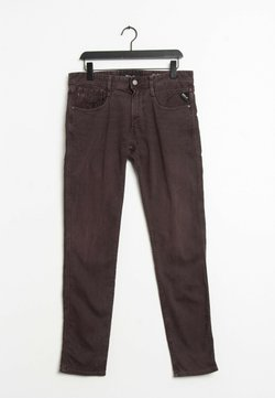 Replay - Relaxed fit jeans - brown