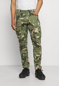G-Star - ROVIC ZIP 3D STRAIGHT TAPERED - Cargohose - olive