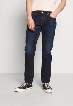 Edwin - REGULAR TAPERED - Jeans Straight Leg - dark blue denim