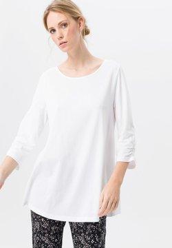 Green Cotton - Langarmshirt - weiß