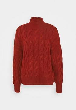 GAP - JAC CABLE SLOUCHY - Trui - red