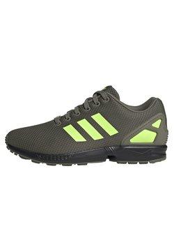 adidas Originals - ZX FLUX SHOES - Sneaker low - grey