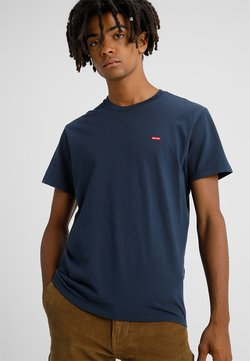 Levi's® - ORIGINAL TEE - T-shirt basic - dress blues