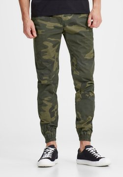Jack & Jones - VEGA BOB - Pantalones - green