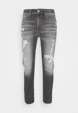 Calvin Klein Jeans - CKJ 058 SLIM TAPER - Jeans Tapered Fit - denim grey