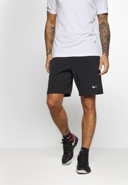 Nike Performance - ACE SHORT - kurze Sporthose - black/white