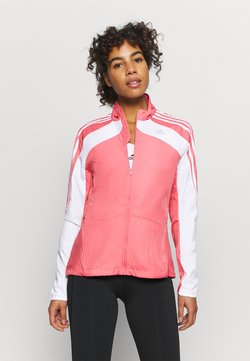 adidas Performance - MARATHON  - Laufjacke - light pink