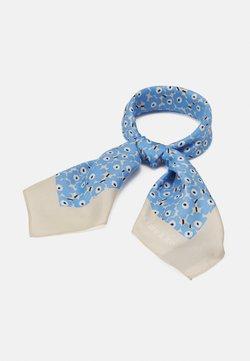 Marimekko - TYRSKY PIKKUINEN UNIKKO SCARF - Huivi - light blue/beige/white