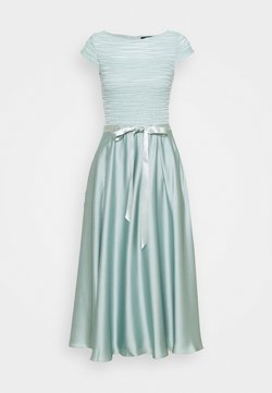 Swing - Cocktailkleid/festliches Kleid - pistazie/silver
