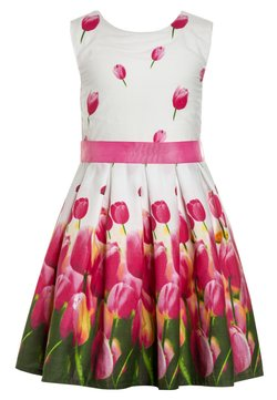 happy girls - TULPE  - Sukienka koktajlowa - pink