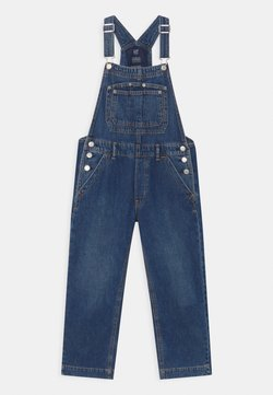 GAP - GIRLS BAGGY  - Salopette - dark-blue denim