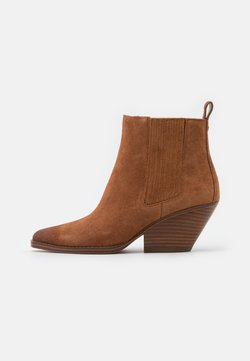 MICHAEL Michael Kors - SINCLAIR BOOTIE - Ankle boots - brown