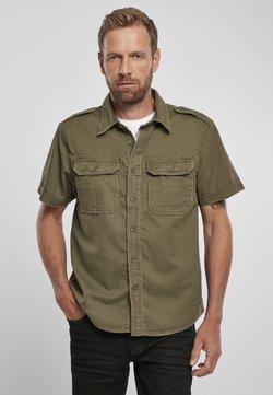 Brandit - VINTAGE - Camisa - olive