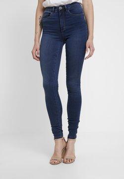 ONLY - ONLROYAL - Jeans Skinny - dark blue denim