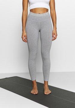 Deha - LEGGINGS - Tights - grey melange