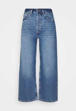Even&Odd - Straight leg -farkut - blue denim